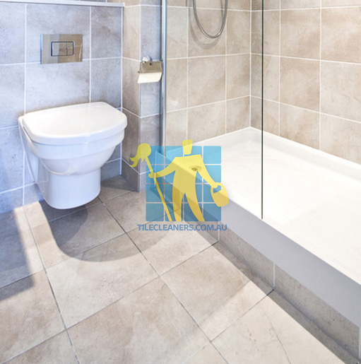 contemporary bathroom with fake marble like ceramic tiles large Perth. PERTH BATHROOM GROUT CLEANING   PERTH TILE CLEANERS