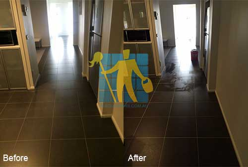 porcelain tile care cleaning