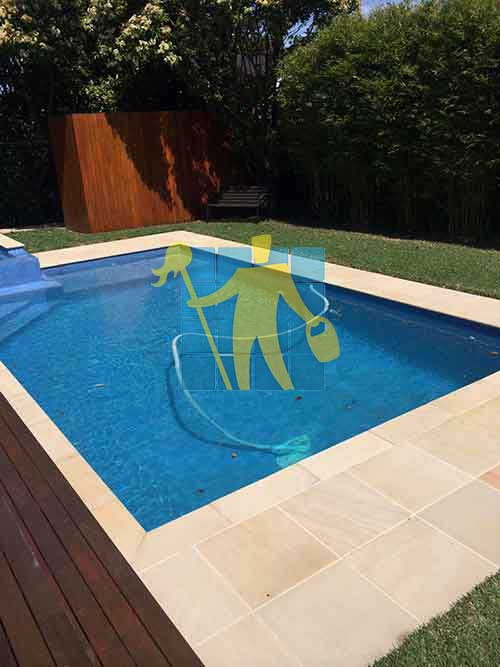 Cleaning Stone Pool Pavers Sydney Melbourne Canberra Perth Brisbane Adelaide Gold