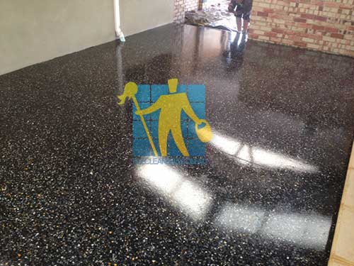Concrete polishing sydney melbourne canberra perth for Polished concrete cleaning products