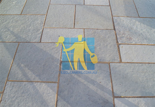 Adelaide Limestone Paving Cleaning