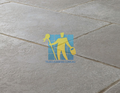 Limestone Tile Sample Darling Grey Cleaning