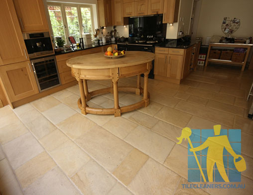 Rockhampton Limestone Tile Sealed Old English