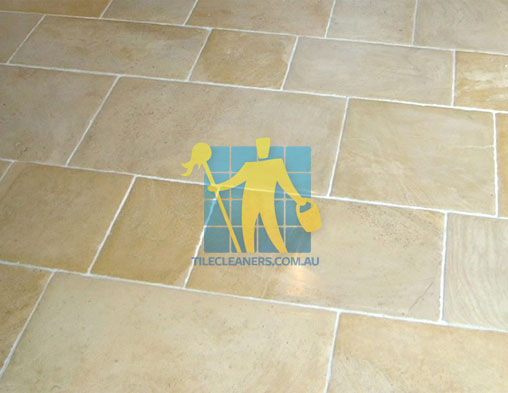 Rockhampton Limestone Tile Sealing Old English