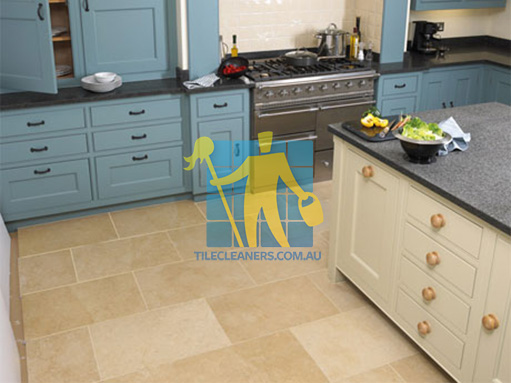 limestone tiles kitchen provence bevelled