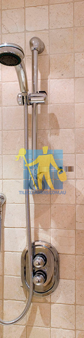 marble tile tumbled acru bathroom shower 2 Adelaide/Campbelltown/Tranmere