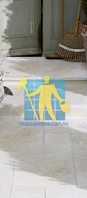 marble tile tumbled acru outdoor pavers Sydney/Upper North Shore