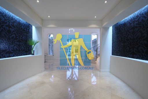 marble tiles floor biege crema marfil contemporary entry polished
