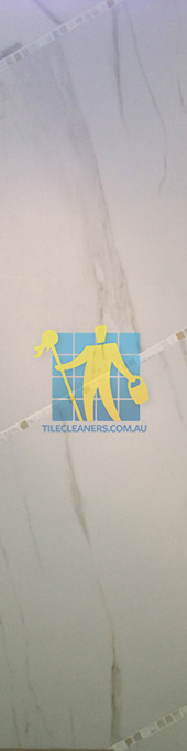 large porcelain tile reminiscent of calacutta marble tile durable rectified versatile Adelaide/Tea Tree Gully/Para Hills