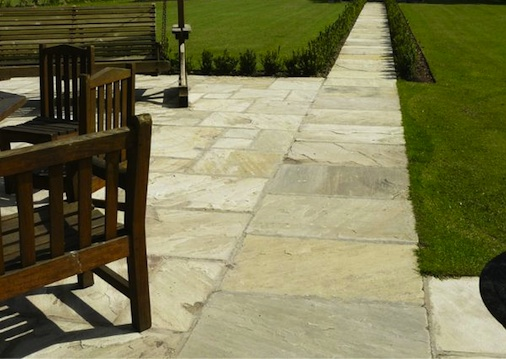 Sandstone Pavers Natural Cleaning
