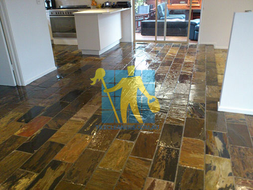 How often should I seal my slate floors? FAQS - Stripping and ...