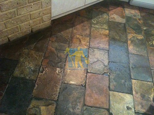 Slate Tile Cleaning Sydney Melbourne Canberra Perth Brisbane Adelaide Gold Coast