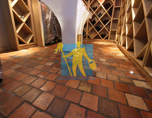 indoor terracotta tiles french reclaimed floor tile Brisbane