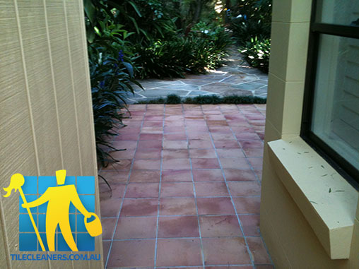 Fremantle Terracotta Tile Cleaning Perth Tile Cleaners