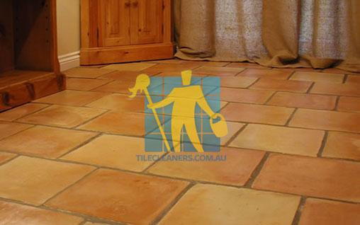 Terracotta Tile Cleaning Sydney Melbourne Canberra
