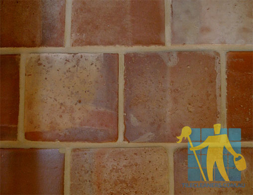 Terracotta Tiles Rustic English Handmade sample Brisbane