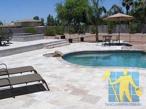 Travertine Tiles Cleaning Perth Tile Cleaners