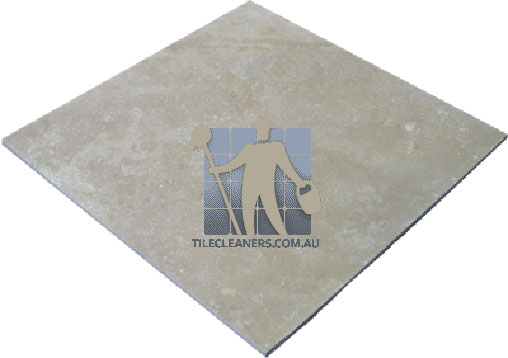 travertine tile sample honed filled r