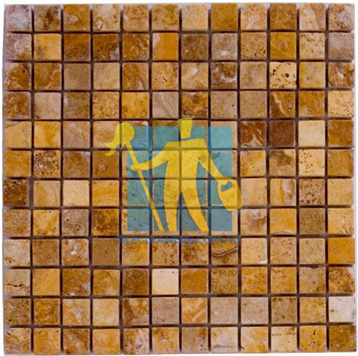 Travertine Mosaic