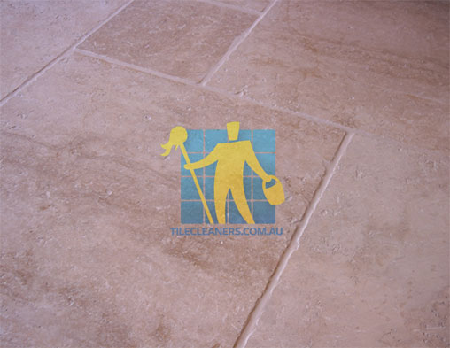 Rockhampton Travertine Tile Tuscany Tumbled Sealer